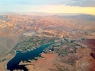 grand canyon air view